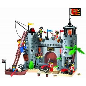 Fortul Marinei Regale, 366 de piese si 8 figurine, Pirates Series 310