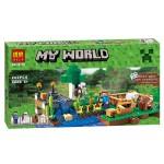 Ferma My World, 262 piese si 2 figurine, Bela 10175