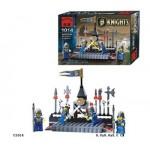 Arena Turnirului, 88 de piese si 4 figurine, Knights Castle Series 1014