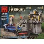 Turnul Regelui Leu, 267 de piese si 3 figurine, Knights Castle Series 1020