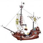 Corabia Razbunarea, 426 piese si 3 figurine, Pirates Series 30008
