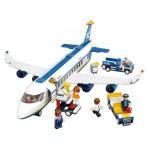 Avionul de Pasageri, 463 piese si 7 figurine, Sluban B0366